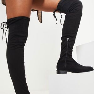 PLT Over the knee boots